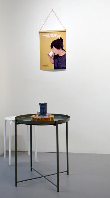 , 'the forgiving cup,' 2017, Chan + Hori Contemporary