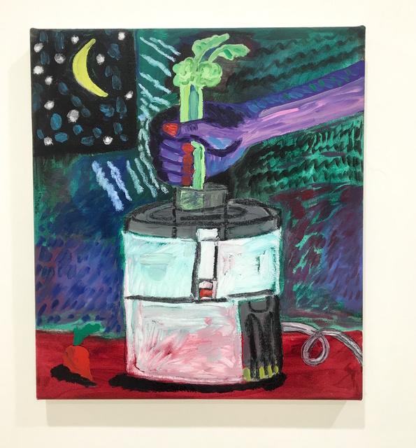 , 'The Celery Stalks at Midnight,' , C O U N T Y