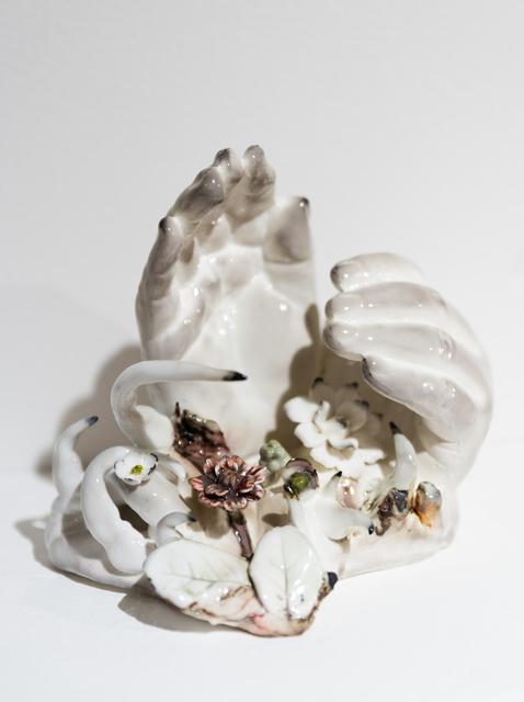, 'Nurturing Hands,' 2017, Eutectic Gallery