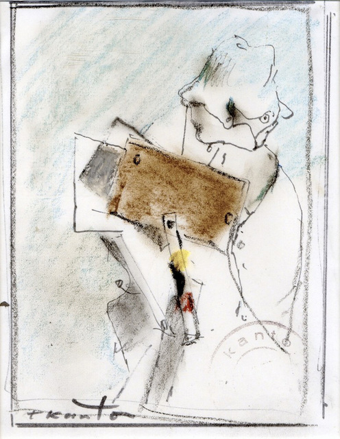 , 'Portrail – wrapping ,' 1980, Galerie Isabella Czarnowska