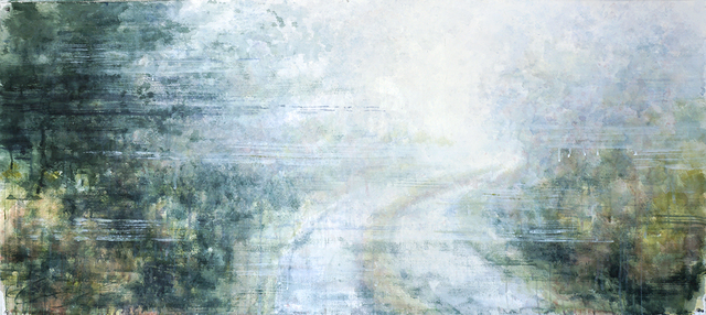 , 'Misty Path II,' 2016, Villa del Arte Galleries