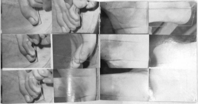 Giuseppe Penone, 'Svolegere la propria pelle (Developing One's Own Skin)', 1970/71, Zucker Art Books