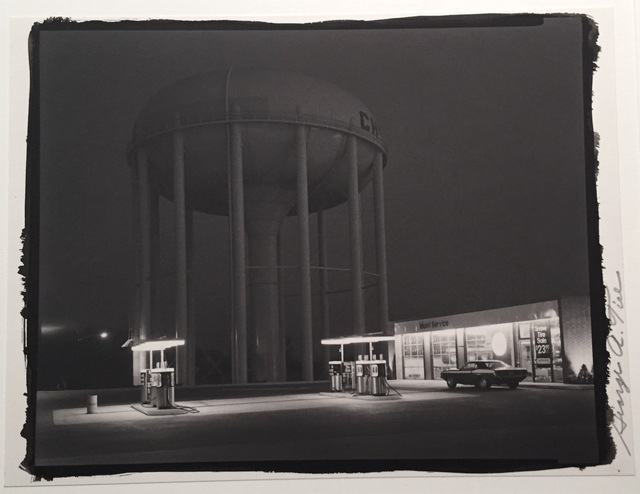 , 'Petit's Mobil Station, Cherry Hill, New Jersey,' 1974, Nailya Alexander Gallery