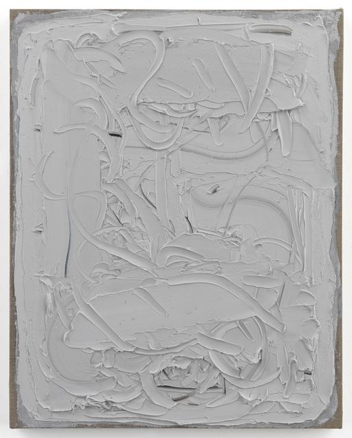 , 'Round Line,' 2016, Miles McEnery Gallery