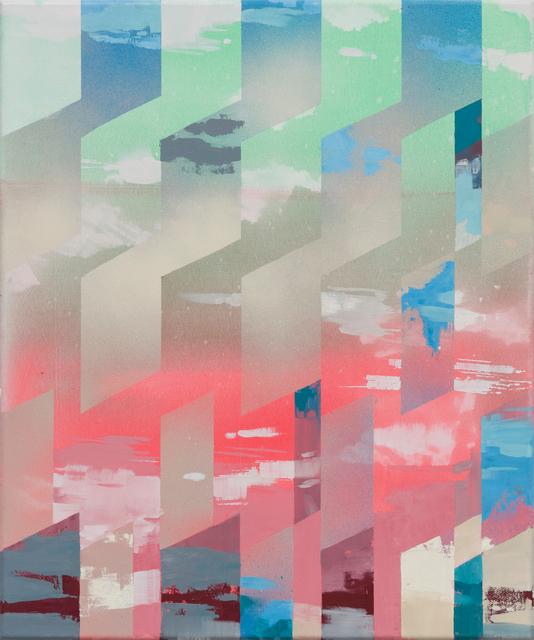 , 'Mount,' 2017, Galerie Kornfeld