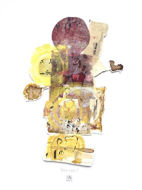 , 'Gibberish,' 2017, Susan Eley Fine Art