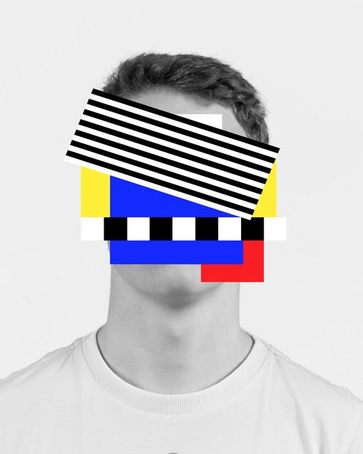 Douglas Coupland, 'Red Yellow Blue Hunk', 2016, Daniel Faria Gallery