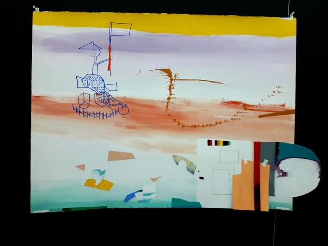 , 'Niño con bandera,' 2018, Die Ecke Arte Contemporáneo