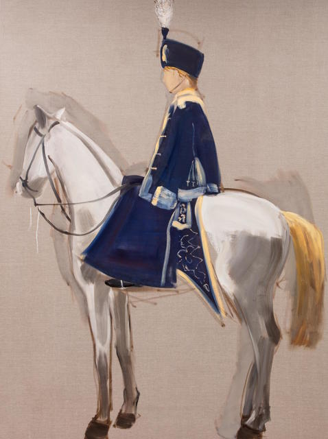 , 'The Kaiser's Daughter,' 2018, Hosfelt Gallery