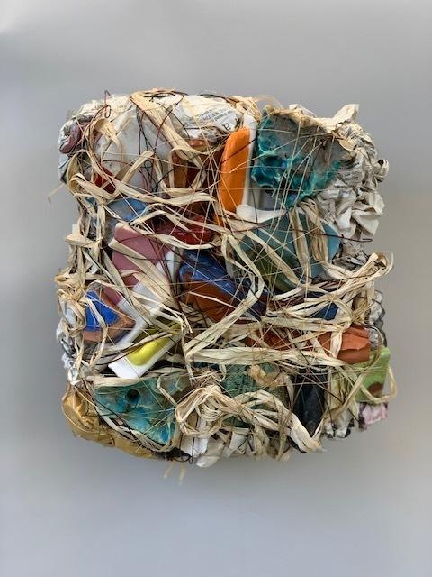 , 'Debris Field,' 2019, Solace Studio + Gallery & Contour 19