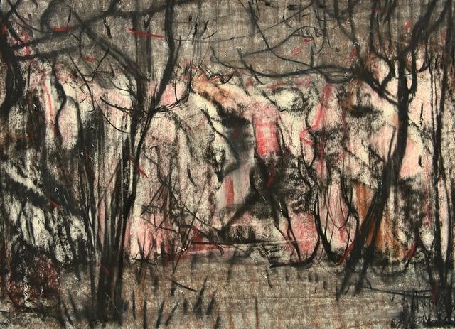 , 'A Chilly Forest 寒林,' 2016, Matthew Liu Fine Arts