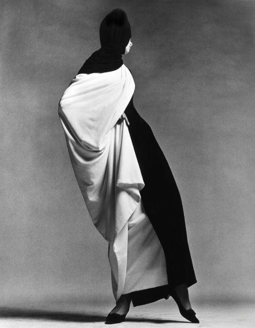 , 'Jean Shrimpton, Toga By Forquet, Paris Studio,' 1965, Atlas Gallery