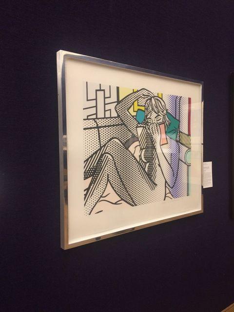 Roy Lichtenstein, 'Nudes Series: Nude Reading', 1994, Coskun Fine Art