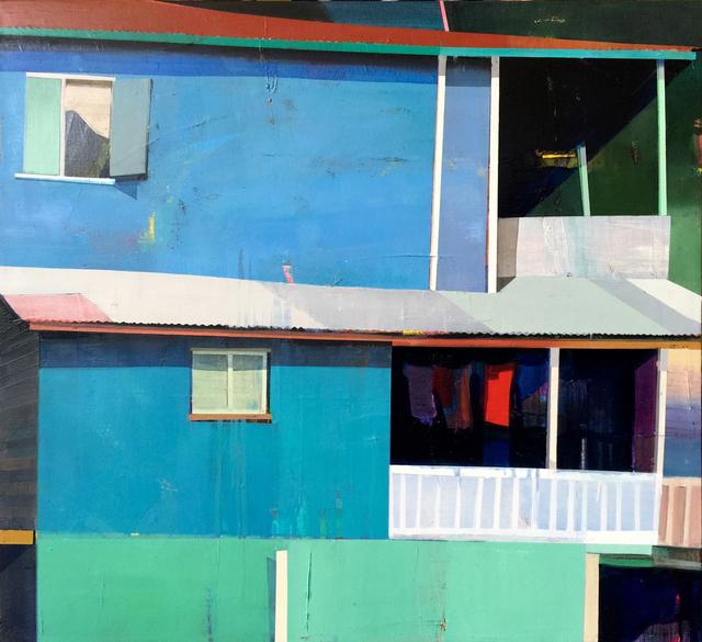 , 'Una Casa Azul,' 2016, Sue Greenwood Fine Art