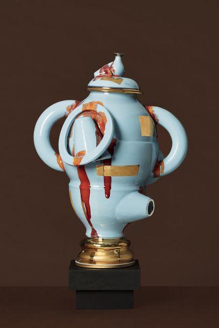 , 'Lidded Vase,' 2017, Jason Jacques Gallery