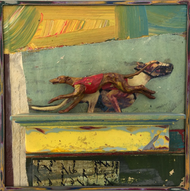 , 'When the runner up outruns the runner,' 2012, Sue Greenwood Fine Art
