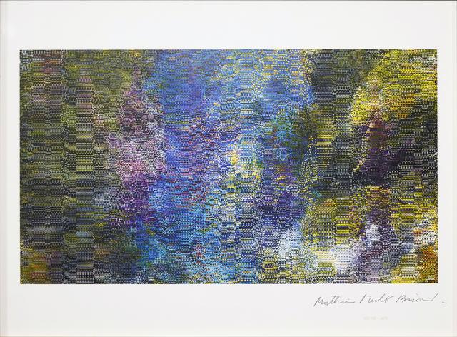 Mathieu Merlet Briand, '#Nature #103', 2019, Contemporary Art Platform Kuwait