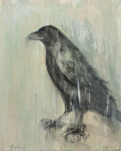 Jane Rosen, 'POOL RAVEN', 2013, Traver Gallery