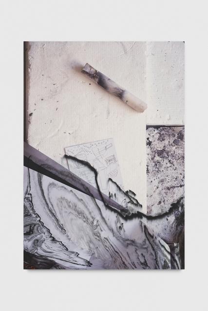 , 'QL/10,' 2017, Wentrup
