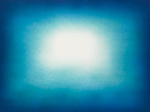 , 'Blue Shadow (4),' 2013, Arteedições Galeria