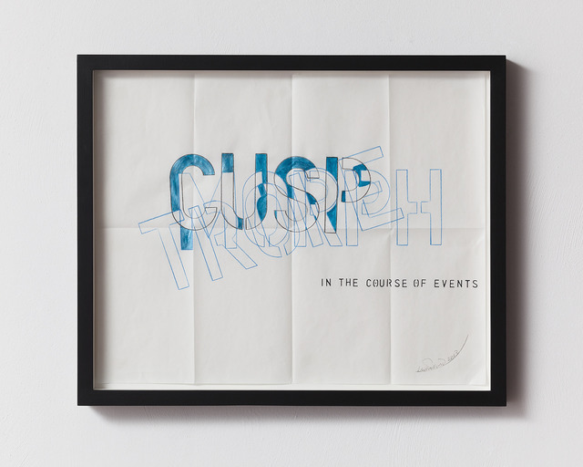 , 'In the Course of Events,' 2013, Dvir Gallery