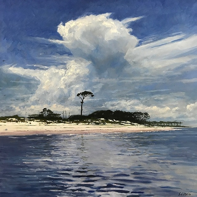 , 'Skyhorn Island Reflection,' , LeMieux Galleries