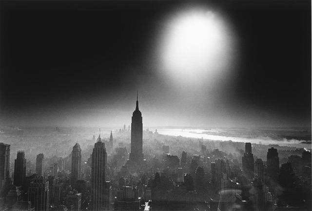 William Klein, 'Atom Bomb Sky, New York, Etats-Unis, 1955', 1955, Polka Galerie