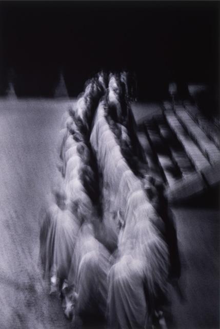, 'Untitled #883 (Tear Drop Monks, Monk Series),' 1997, NUNU FINE ART