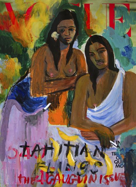 , 'The Tahitian Issue,' , ArtStar