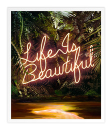 Yee Wong, 'Disco In the Jungle: Life is Beautiful,' 2015, ArtStar: New Year, New Art