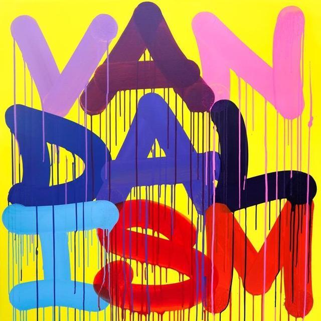 , 'Vandalism,' 2018, Galerie Schimming