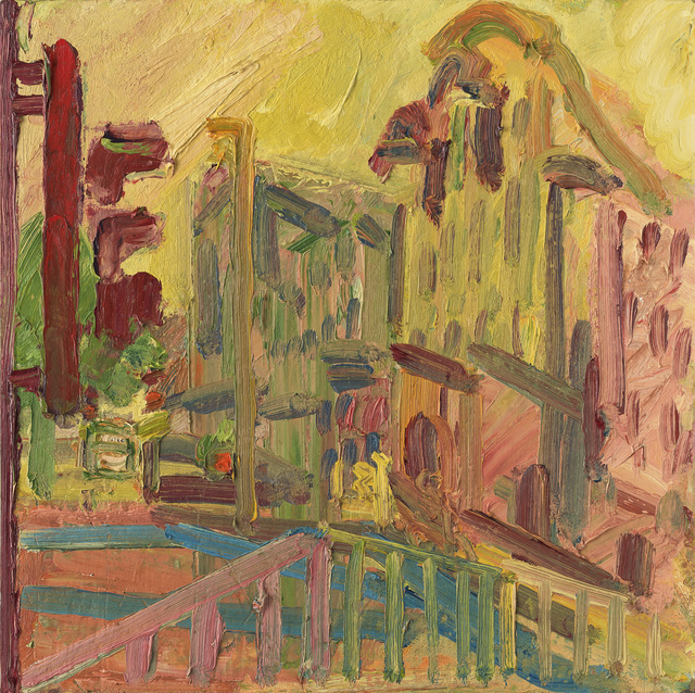 , ''Koko' Mornington Crescent,' 2006, Offer Waterman