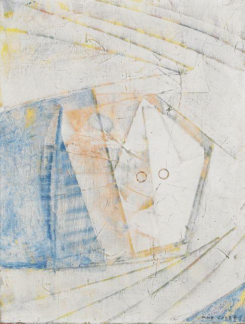 , 'Tête blanche,' 1957, Galerie A&R Fleury