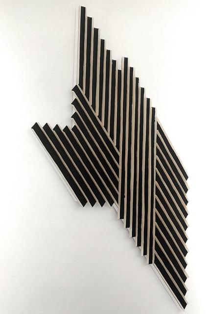 , 'Stroke-beam,' 2016, ART'LOFT, Lee-Bauwens Gallery