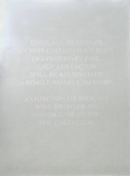 , 'You the Collector,' 2011, Artthrob
