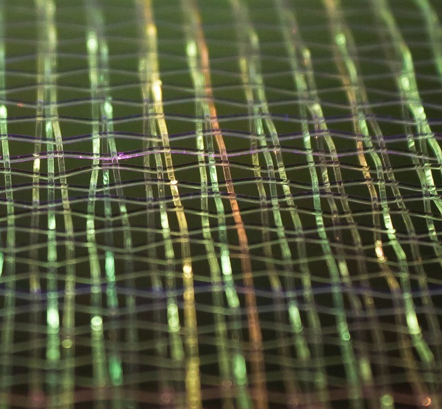 ", '""Fiber-Optic Tapestry"" series (detail) ,' 2010-2012, Bellevue Arts Museum"