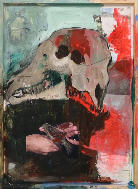 , 'Bicada [Peck],' 2016, Casa Triângulo