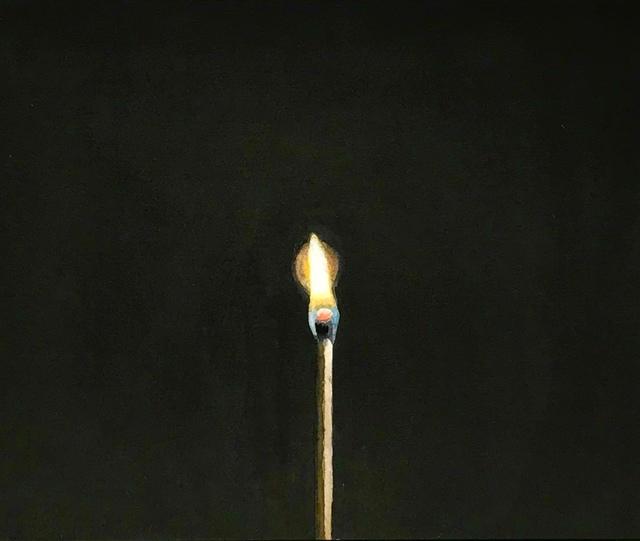 , 'Burning Match,' 2018, Burnet Fine Art & Advisory