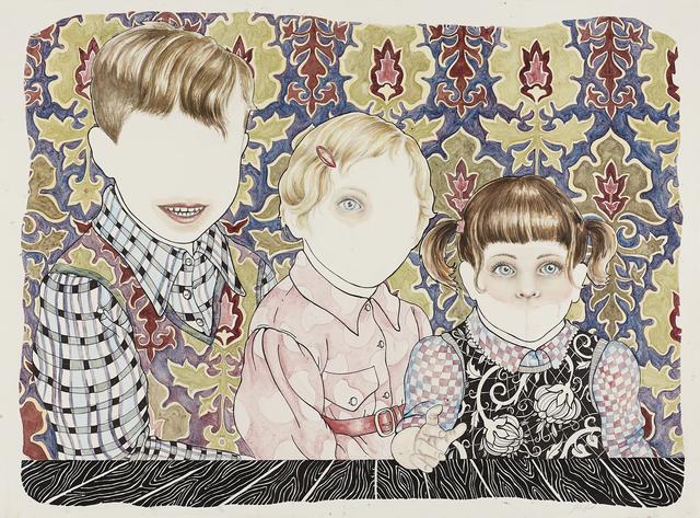 , 'Siblings,' 2013, Kunstforeningen GL STRAND
