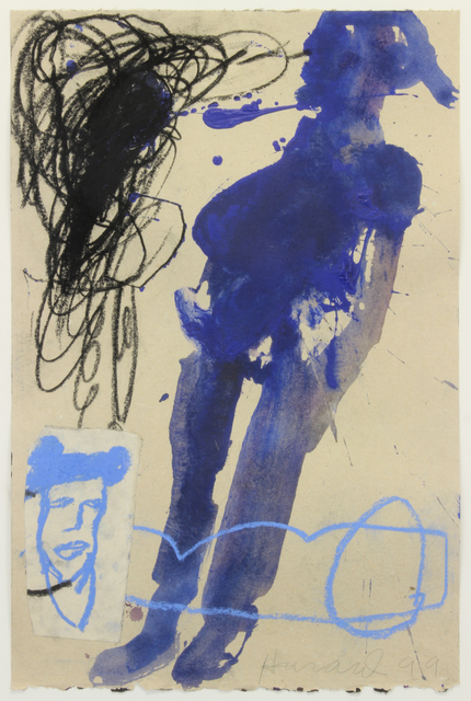 James Havard, 'Looking after the Blue Torero', 1999, Addison Rowe Gallery