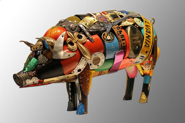 , 'Pig,' 2015, Cavalier Galleries