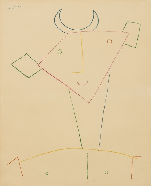 Pablo Picasso, 'Faune', 1956, Forum Auctions