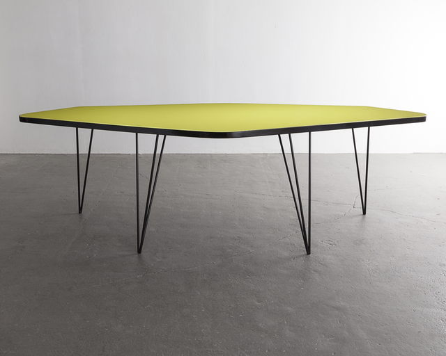 , 'Organic dining table ,' 1954, R & Company