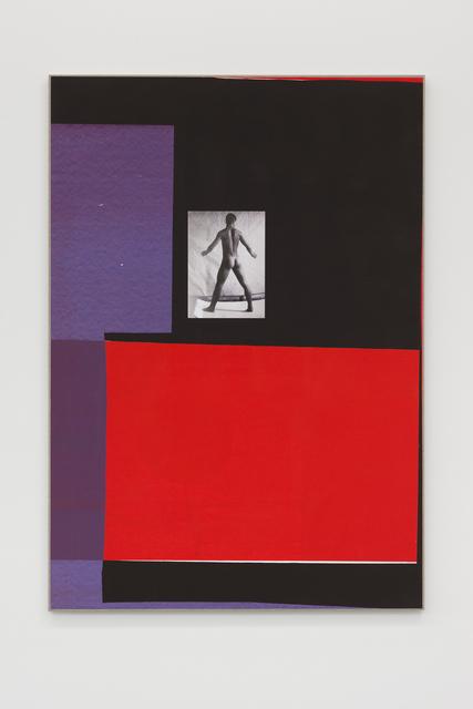 , 'Reverse Thrust (Bridging Position),' 2016, Galerie Mehdi Chouakri