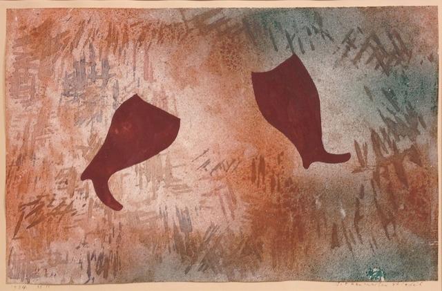 , 'Seven-League Boots,' 1934, Galerie Thomas