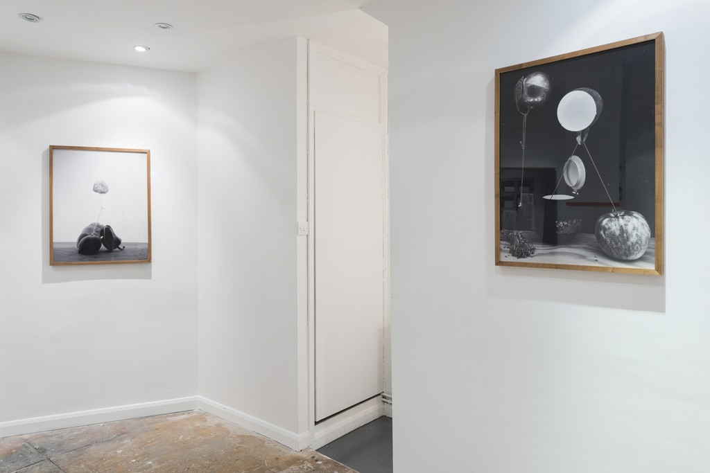 Installation Shot; Alejandro Almanza Pereda
