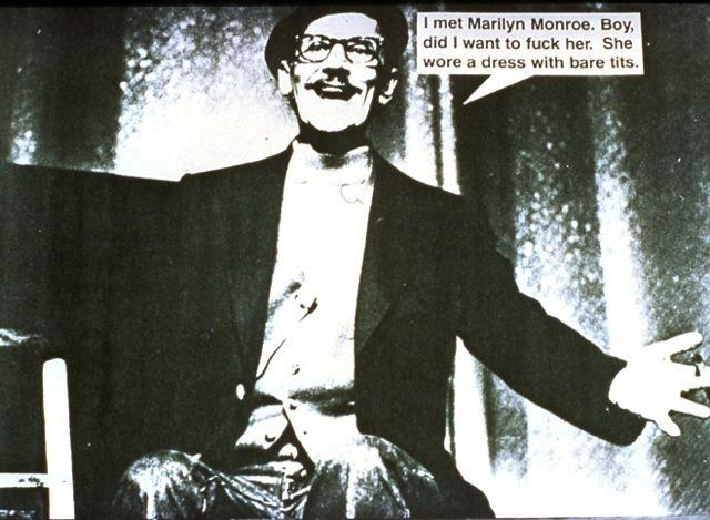 , 'Jokes (Groucho Marx),' 1987-1988, Galerie Buchholz