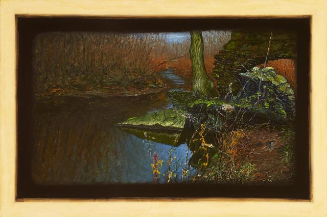, 'Four Mile Creek,' 2010, Benjaman Gallery Group