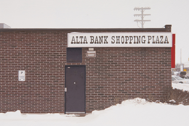 , 'Alta Bank,' 2019, Louis K. Meisel Gallery