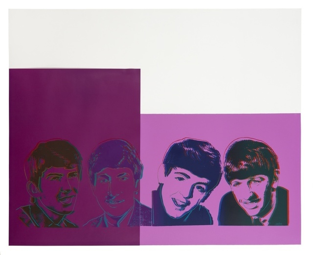 Andy Warhol, 'Beatles (See. Feldman and Schellmann IIIB.5a)', 1980, Forum Auctions